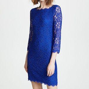Diane von Furstenberg - Zarita lace dress. Size 8